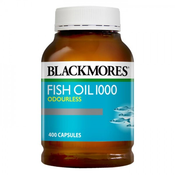 BLACKMORES Blackmores 無腥味魚油1000  /Blackmores Odourless Fish Oil 1000mg