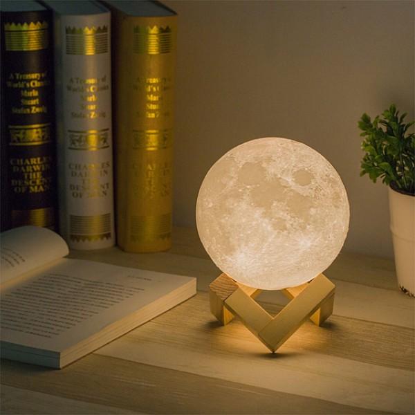 3D 月亮燈 (10cm / 18cm)