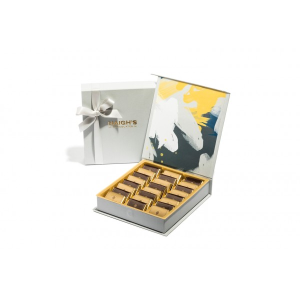 澳洲Haigh's Chocolates 牛奶、黑朱古力禮盒 (24塊) (1月26日截單)