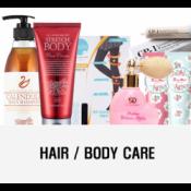 頭髮 / 身體護理